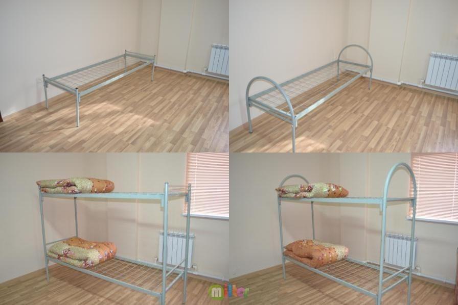 Кровати металлические с бесплатной доставской