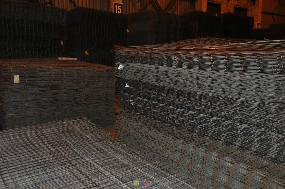 Сетка металлическая 150х150х3 мм