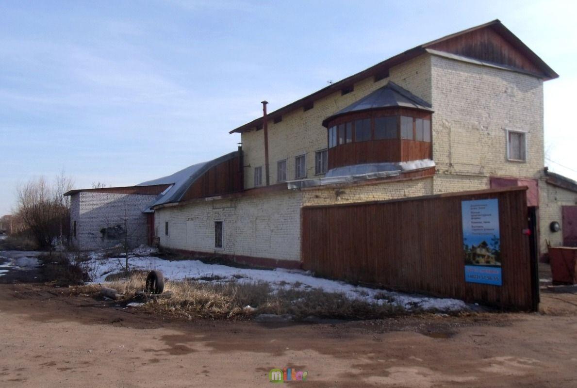 БАЗА производственно-складская с арендаторами
