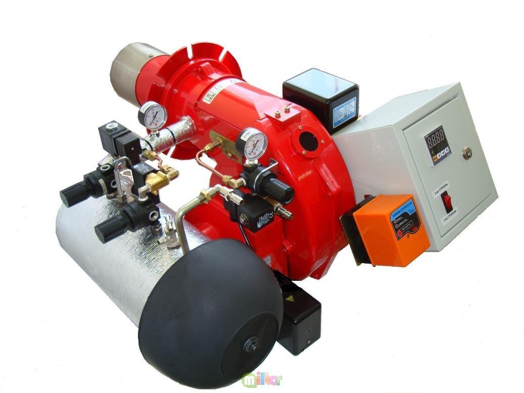 Горелка на отработанном масле AL-15V (70-175 кВт)