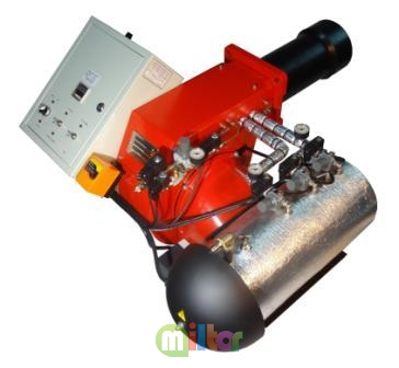 ...Горелка на отработанном масле AL-50V (200-550 кВт) - для котла или