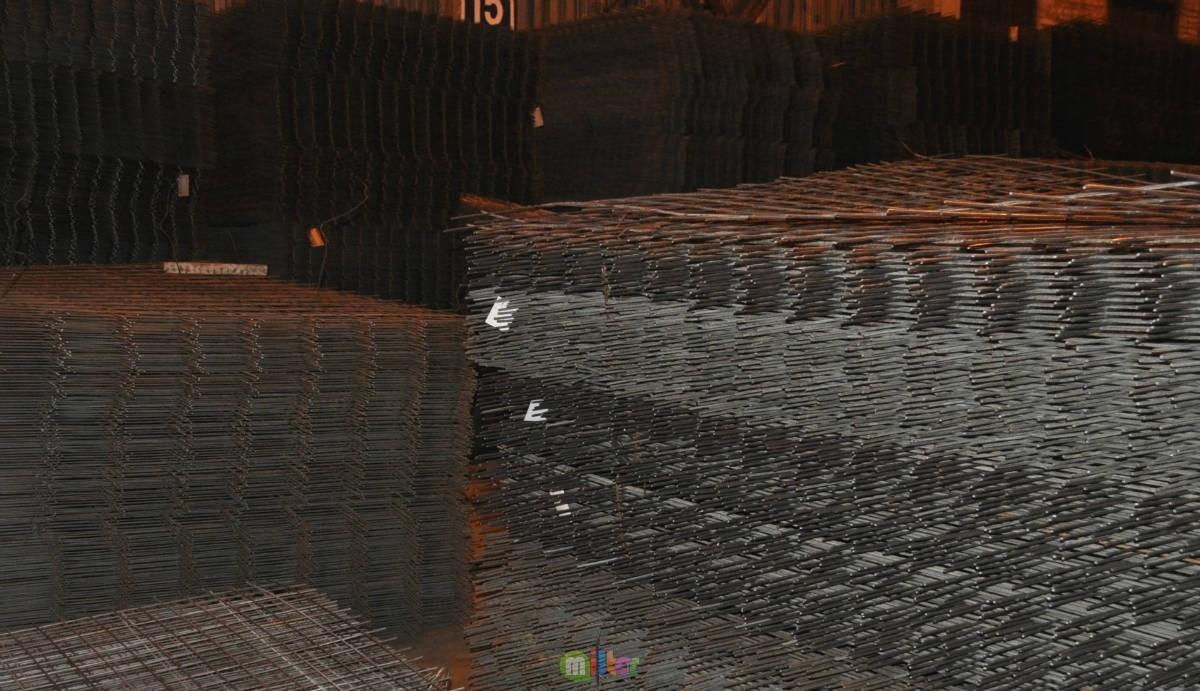 Сетка сварная дорожная 50х50х5 мм
