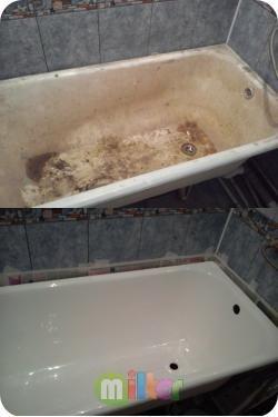 Реставрация ванной в Саратове