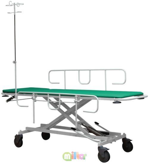 Медицинские тележки для перевозки больных!