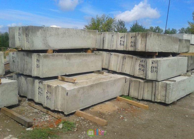 Фундаментные блоки фбс новые и бу кирпич кольца блок щебень песок шлак
