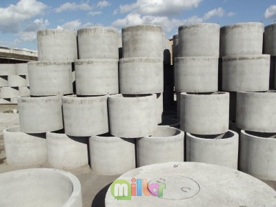 Железобетонные кольца жби бетонные