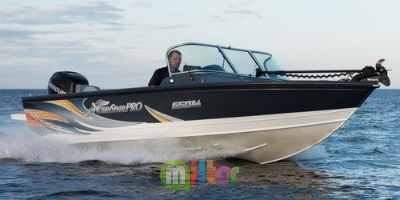 Купить лодку (катер) NorthSilver PRO 650 Fish + Yamaha F200 FETX
