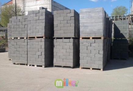 Керамзитобетонные блоки м50, м75, м100