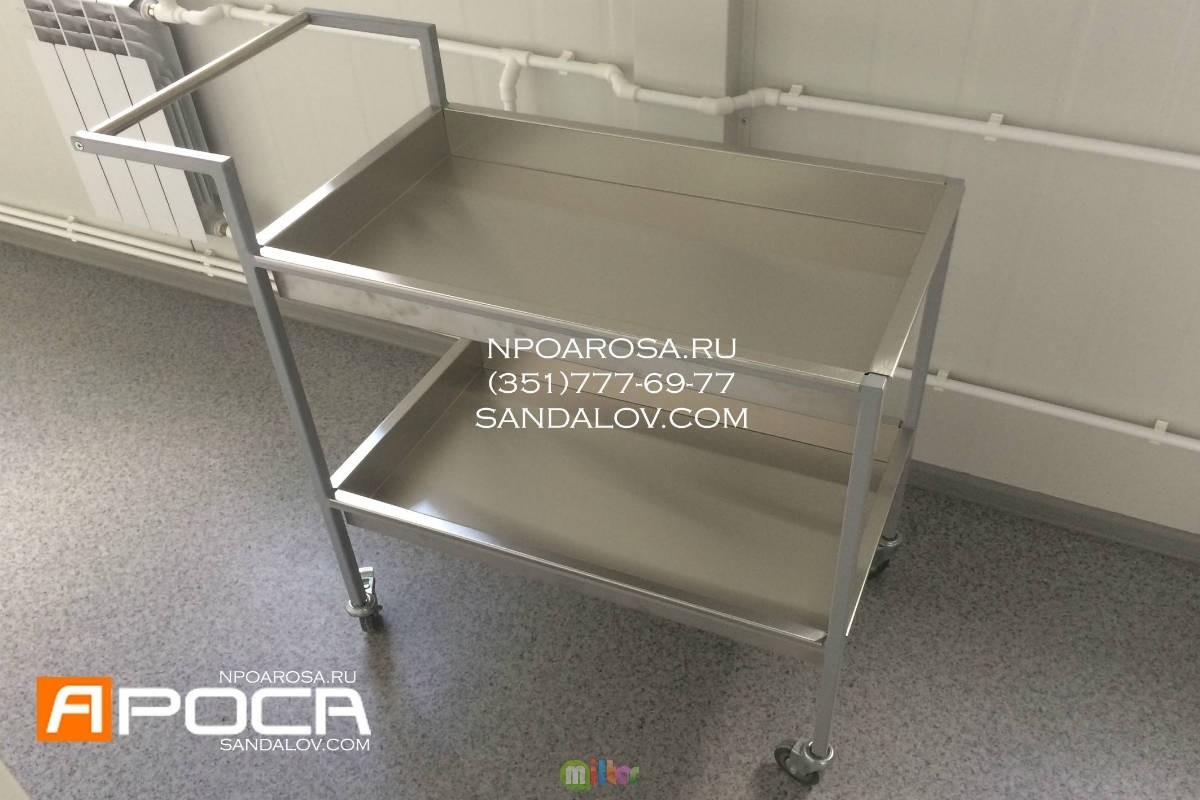 Лабораторная металлическая мебель (столы, шкафы, мойки, стеллажи)