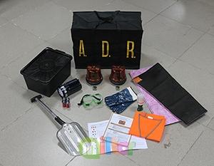 Комплект ADR (набор ADR) класс опасности N 3