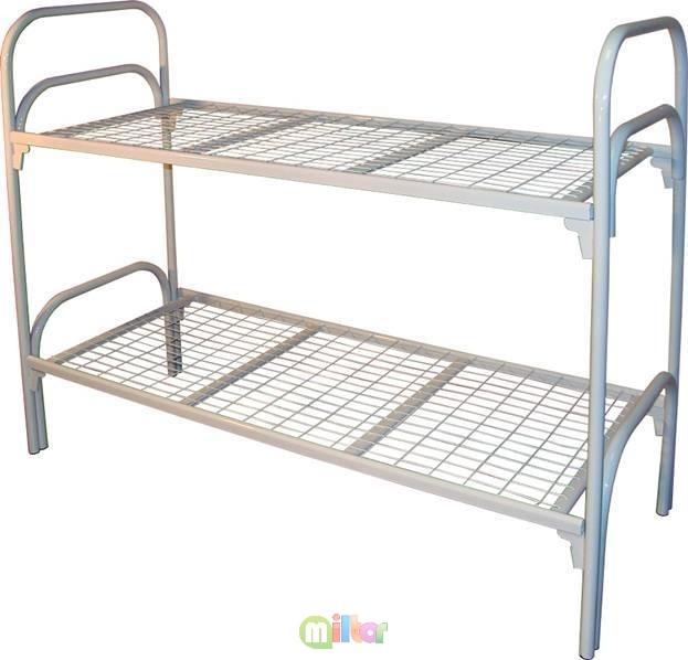 ...Кровати двухъярусные для рабочих и строительных бригад. Кровати эко