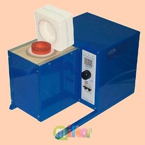 Установка плавильная индукционная УПИ-120-2