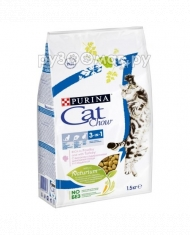 Purina Cat Chow 3in1 Rich in P...