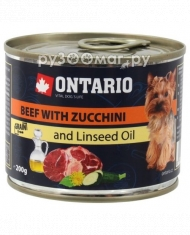Ontario Mini Beef with Zucchin...