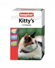 Beaphar Kitty's + Cheese (180 ...
