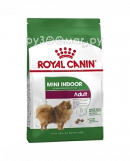 Royal Canin Mini Indoor Adult ...