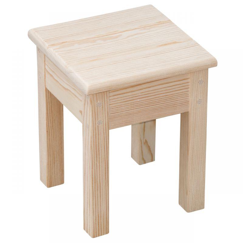 Табуретка детская деревянная