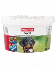 Beaphar Top 10 For Dogs (750 ш...