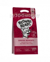 Meowing Heads Senior Moments /...