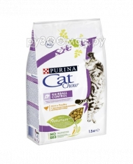 Purina Cat Chow Hairball Contr...